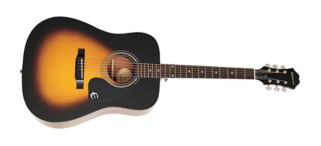 What Experts Says About this Lovely Epiphone DR-100 Dreadnought Acoustic Guitar