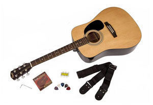 Squier by Fender SA-100 Upgrade Acoustic Guitar