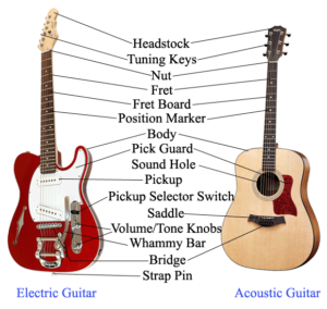 Know Your Guitar Basics