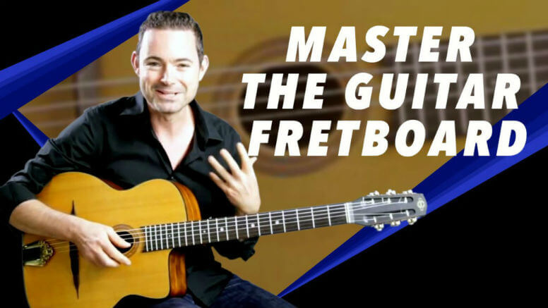 Master The Guitar Fretboard Completely