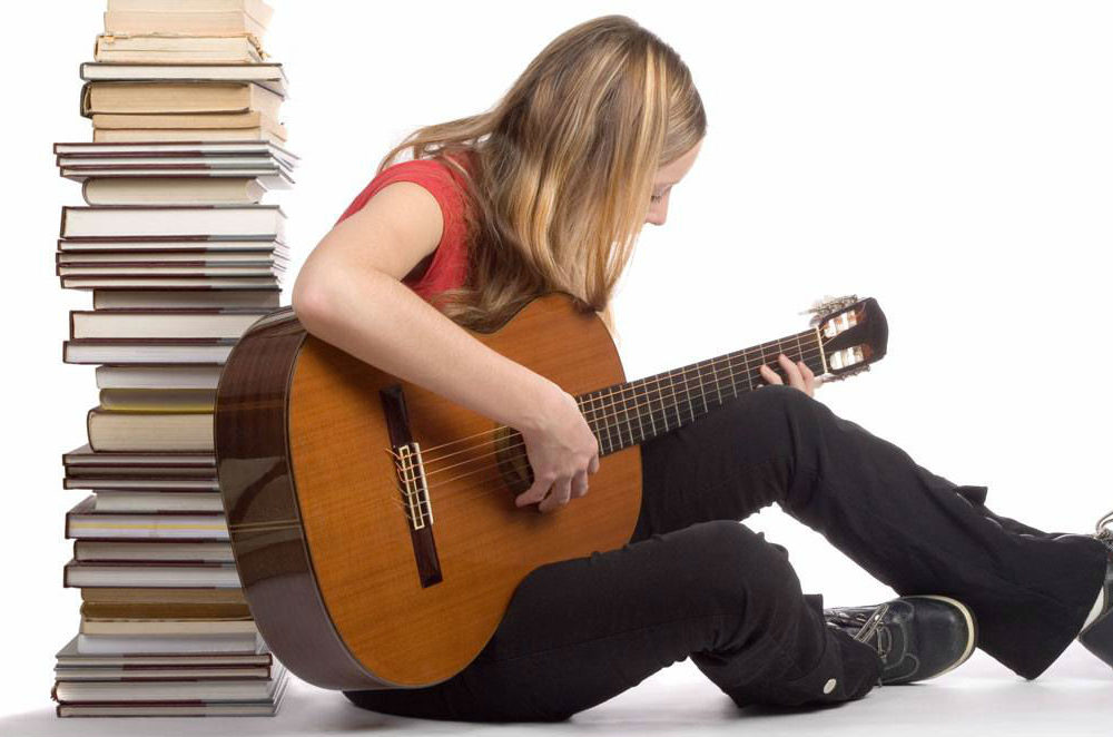Learning to Play the Acoustic Guitar