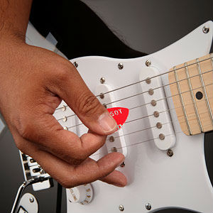 Using the Pick
