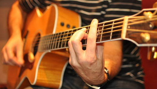 barre chords