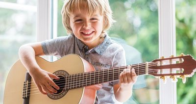 beginer guitar for kids