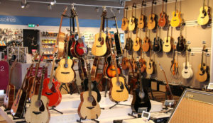 Choose the right guitar for you