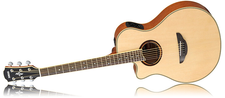 Yamaha best hard and rock style guitar brand from japanese for Yamaha acoustic bass guitar