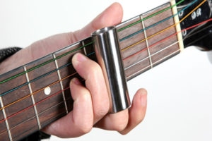 slide guitar fingers