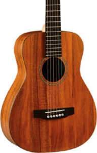 Martin LXK2 Little Acoustic Guitar Review