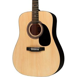 Rogue RA-090 Dreadnought Acoustic Guitar Review