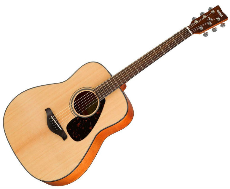 Why I liked Yamaha FG800 Acoustic Guitar?