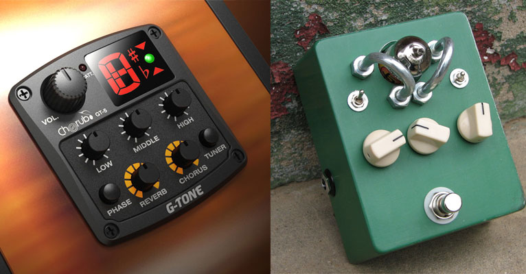 Order Your Effects for Tone