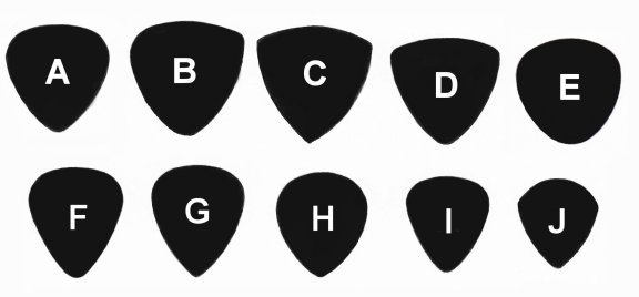 Picks Guitar