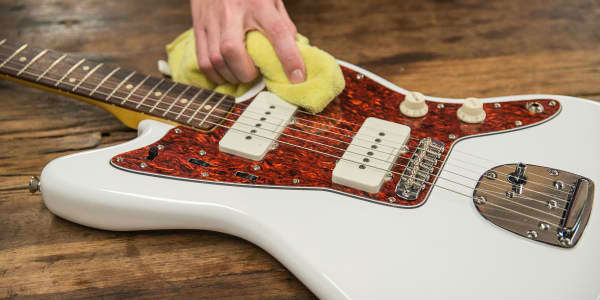 How to Be Master in Cleaning Guitar