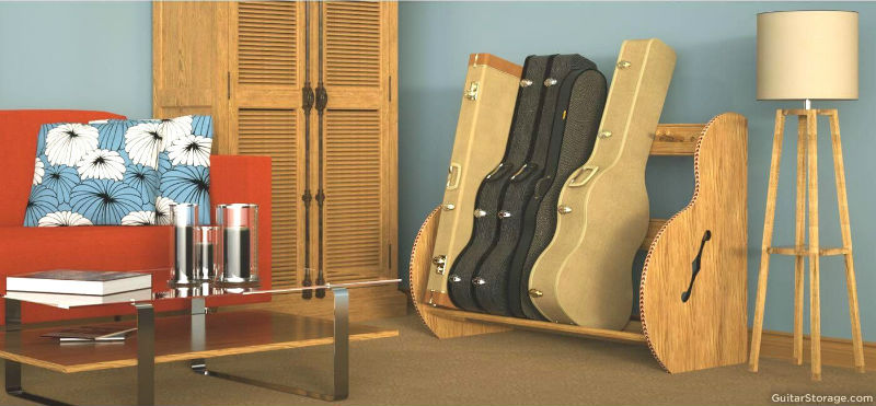 Storing the Guitar