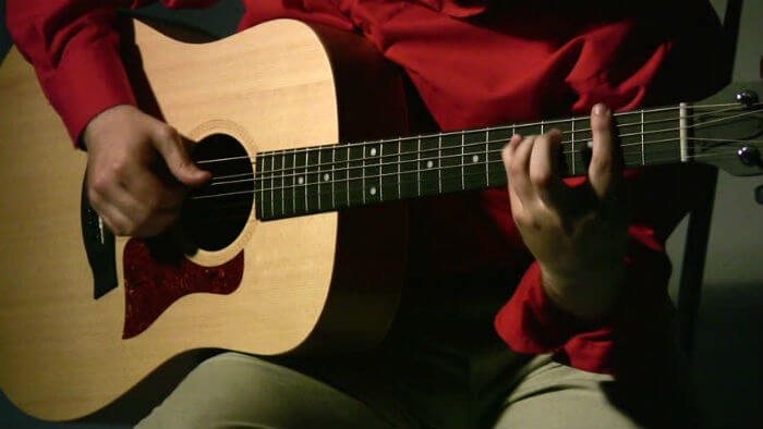 Learn Guitar Fingerstyle
