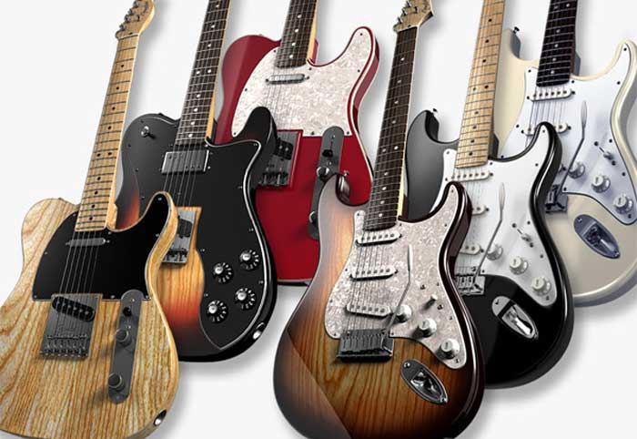 Fender - Best Brand for Guitar in India