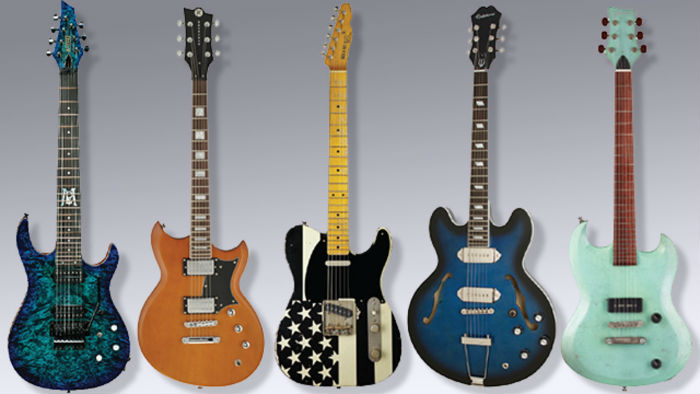 Signature Guitars – Precise Range of Guitars From Your Favorite Artists