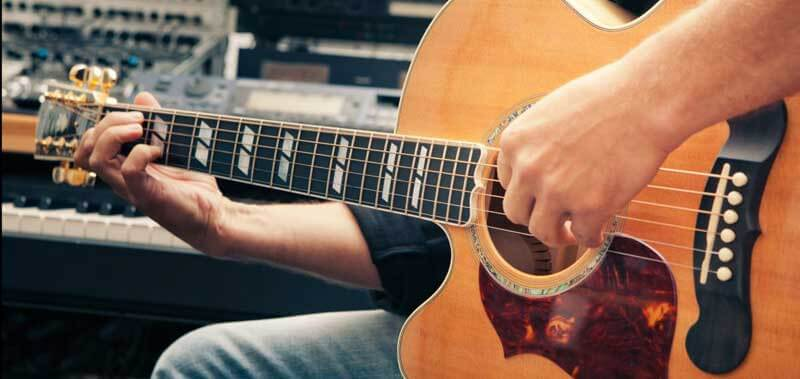 Left Handed Acoustic Guitar Lessons For Beginners