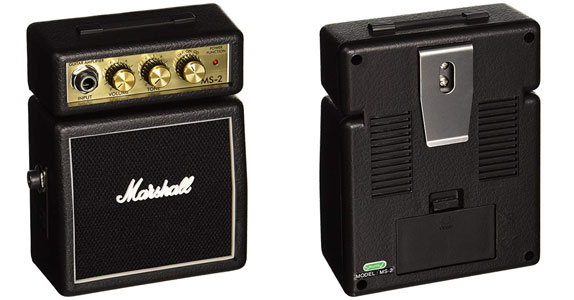 Micro Guitar Amplifier