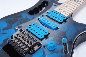 Ibanez Electric Guitars – Top 10 Ibanez Models