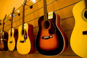 The Most Popular Japanese Guitar Brands
