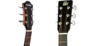 Rogue vs. Hohner Starter Guitars