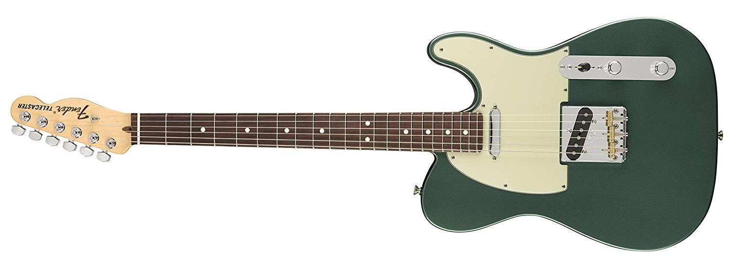 Fender American Special Telecaster Electric Review