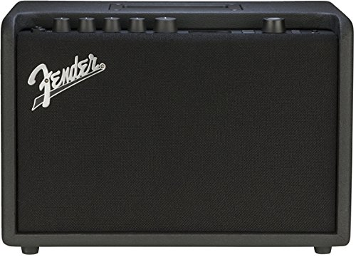 Fender Mustang GT 40 Bluetooth Enabled Solid-State Modeling Guitar Amplifier Review