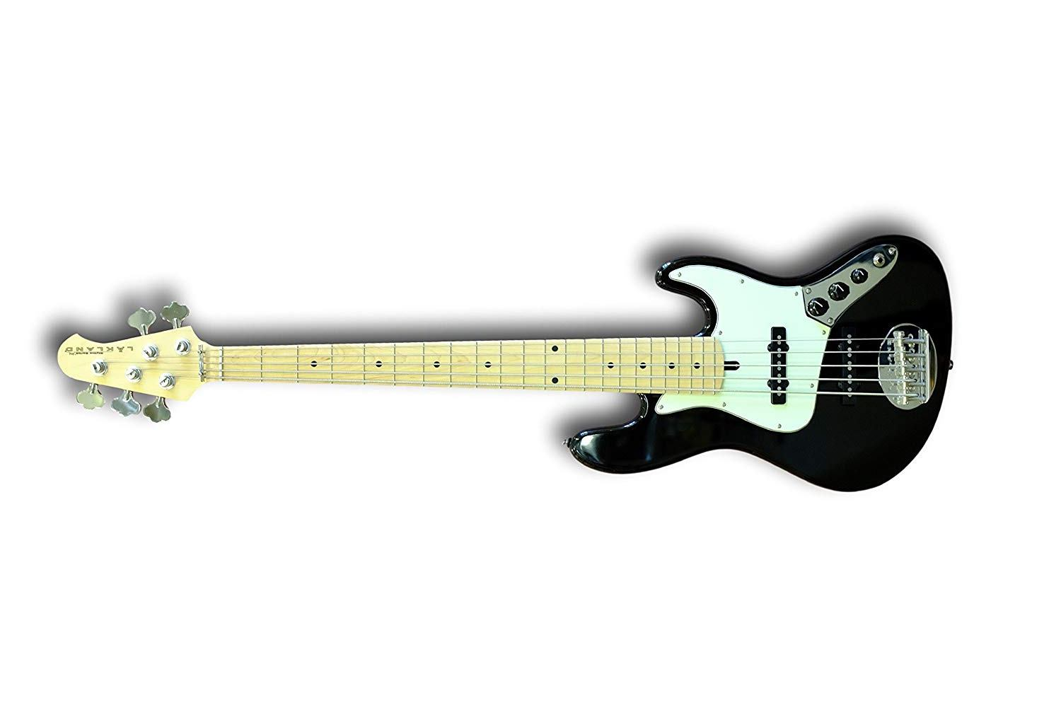 Lakland L5560MBK Skyline 55-60 Vintage J-Style 5-String Bass Guitar Review