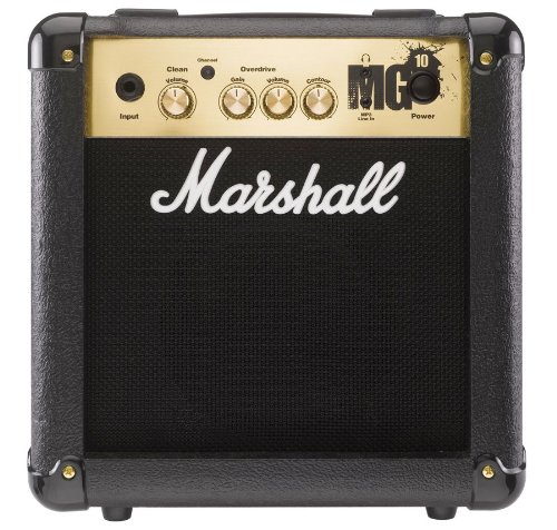 Marshall MG10 Guitar Amplifier Review