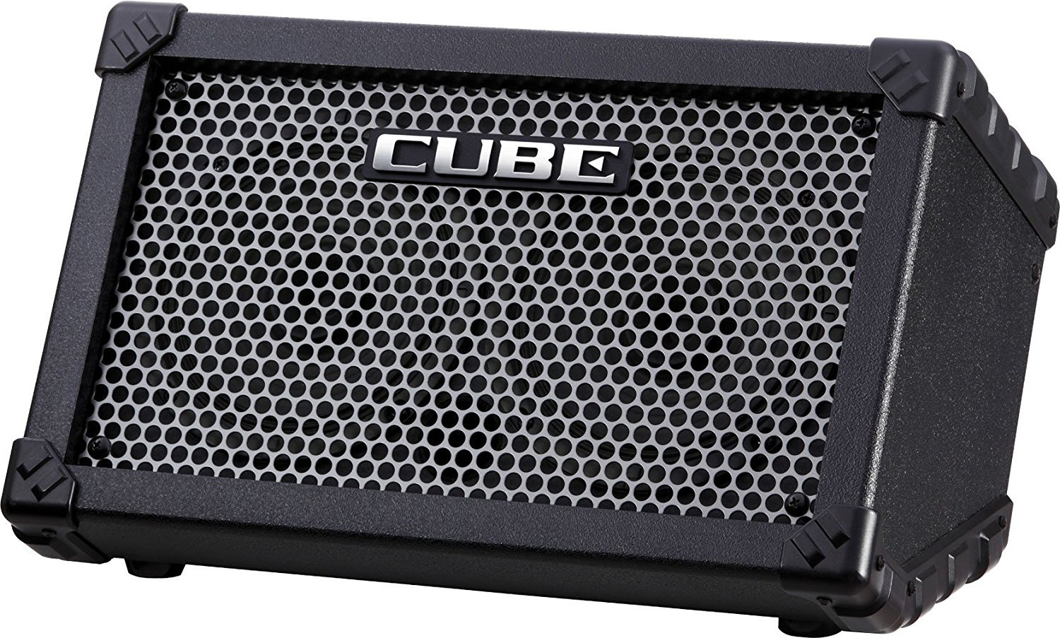 Roland CUBE Street Battery Powered Stereo Guitar Combo Review